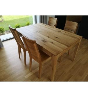 Stół S4 dziki dąb 140x90cm