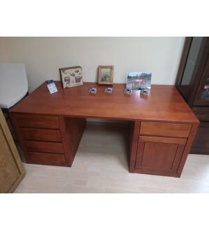 Duże biurko bukowe 180x90
