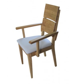 Fotel dębowy Spring k2