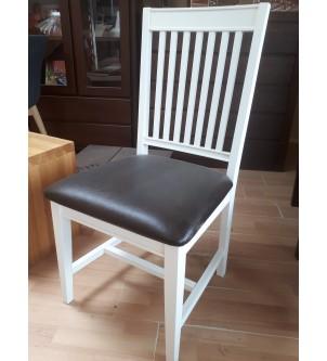 krzesło bukowe białe Winter1